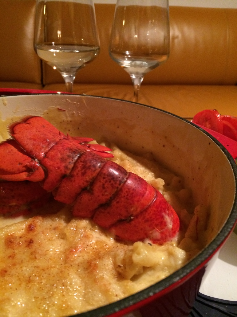 Tinto - Lobster Mac n Cheese