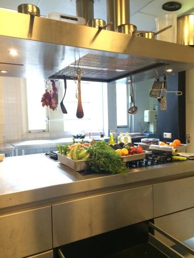 Kookworkshop in een proffessionele keuken of bij je thuis Tinto