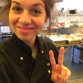 Natida Lopez Adrados - chef Tinto